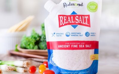 Why are we now selling salt?